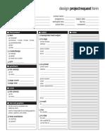 Trees Design Request Form