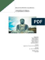 Espiritualidad en El Budismo