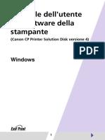 Cp Printer User Guide