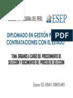 Actuaciones Preparatorias_ Órganos a Cargo Del Procedimiento de Selección y Documentos Del Procedimiento de Selección (1 DIAPOSITIVA POR HOJA)