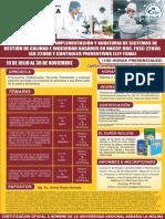 Programa Integral Implementación y Auditoria de Sistemas de Gestión de Calidad