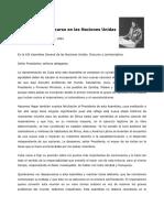 Guevara, Ernesto - Discurso en Naciones Unidas.pdf