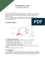 Physiologie de La Vision Don