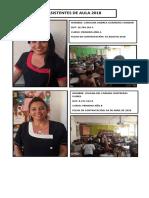 Fotos Asistentes Aula 2018