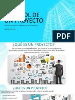 Control de Un Proyecto