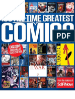 100 All Time Greatest Comics (3rd Ed)