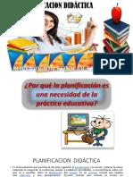 planificacion nuevo modelo educativo
