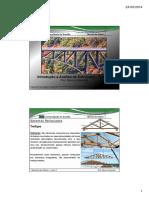 Aula 12 - Mec Solidos 1 - Introdução a Analise de Estruturas - Trelicas - Parte 1
