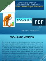 Escalas de Medición (1)