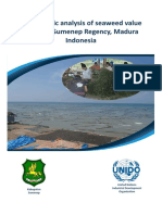 A Diagnostic Analysis of Seaweed Value Chains in Madura, Indonesia
