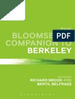 The Bloomsbury Companion to Berkeley