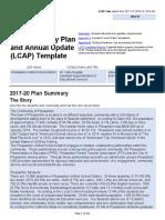 PUSD LCAP 2018-2019
