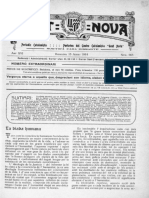 Revista Gent Nova 1914