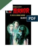 Kane Silver - Seleccion Terror 242 - El Cielo Lloraba Sangre