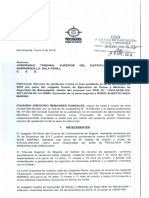 Recurso Apelacion Auto Juzg.4 Ejecucion de Penas Rad 2011-00134 Guido Nule