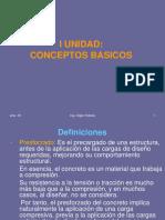 I) Conceptos Basicos COMPLETO