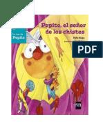 PEPITO EL SEÑOR DE LOS CHISTES