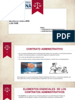 Diferencia Entre Contratos Derecho
