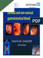 VAriceal Hemorragia