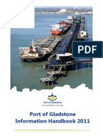 Port of Gladstone Information Handbook November 2011