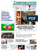 Jornal Corporativo Edição Nr3028 De09 de Janeiro de 2019