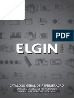 Elgin CatalogoRefrigeracao2017 Vdigital