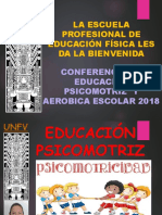 Educación Corporal o Educación Psicomotriz Mejorado 2018