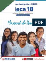 Beca18_ManualSIBEC
