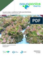 aquoponia -alimentação sustentável