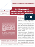 INEE-MX 2018 Doc política educativa 3-mejoramiento