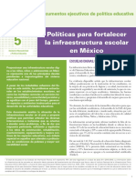 INEE-MX 2018 Doc política educativa 5-infraestructura