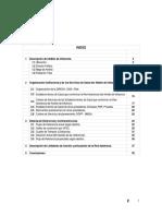 Analisis de Red de Servicios de Salud Pillao 2015