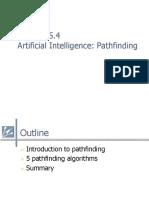 5.4 AI Pathfinding