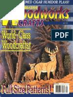 Creative Woodworks & Crafts 046 (April 1997)