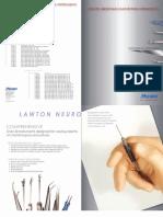 Lawton Neuro Micro Bypass Set