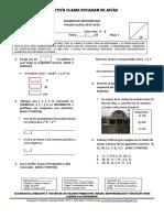 Modelo Para Examen Semi-estructurado