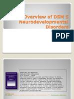 01 Overview of DSM 5 Neurodevelopmental Disorders