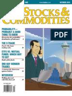 Technical Analysis of Stocks & Commodities - 10 (OCT-18)