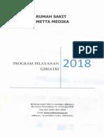 Program Geriatri