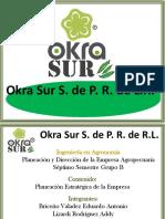 Planeación Estratégica Okra
