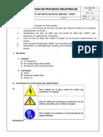 6.- Tendencias y Registro Historico de Datos (Dbaseiv - Odbc)