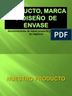 DISEÑO DE ENVASE