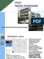 Profil Puskesmas Kecamatan Tamansari