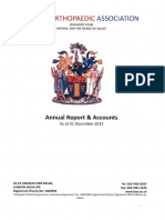 2012 Annual Report and Accounts