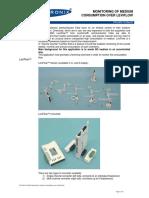 PR-2400-10 Rev00 Monitoring of Medium Consumption Over LEVIFLOW