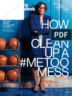 Bloomberg Business week How to Clean Up a Me Too Mess