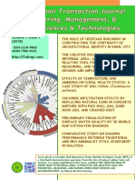V9(1):International Transaction Journal of Engineering, Management, & Applied Sciences & Technologies