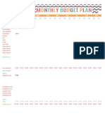 Printable Budget Planner1-1
