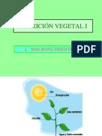 Nutricion Vegetal I, II, III, IV, y Otros_1