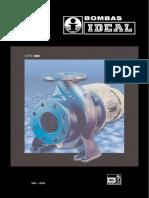 Ideal Bombas GNI Pumps Catalogue